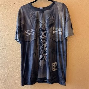 Other - Men's Motorcycle T Shirt